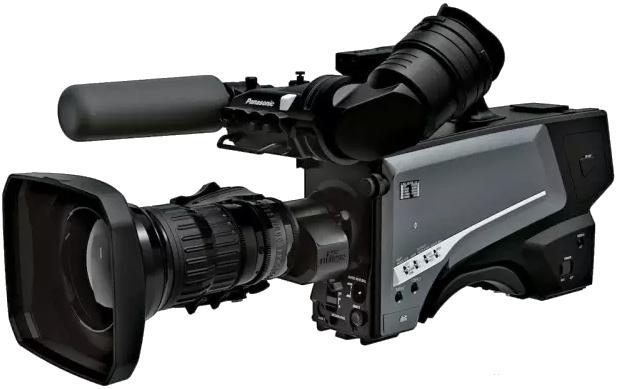 松下将展出4K广播级摄像机AK-UC3...